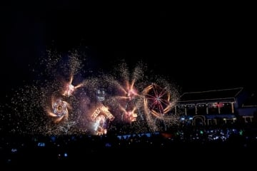 Programación oficial Festival de las luces 2019 en Villa de Leyva