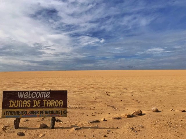 Tips for traveling to La Guajira. Tips for an unforgettable trip