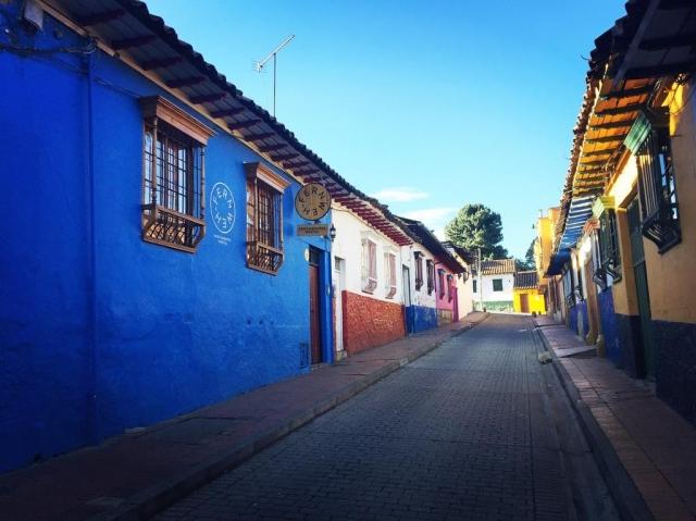 Hostales en Colombia - Bogotá