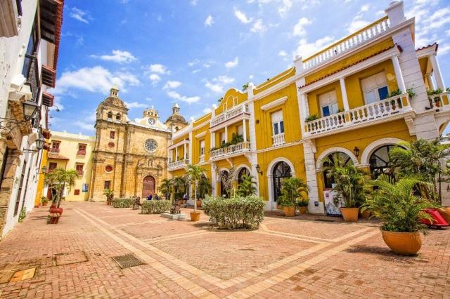 Lugares de colombia