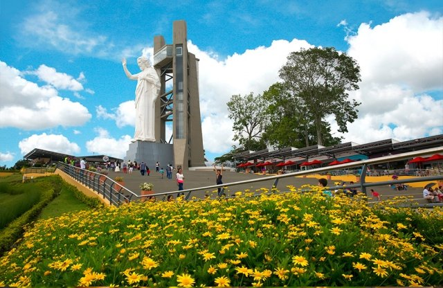 How to get to Cerro del Santísimo in Floridablanca, Santander