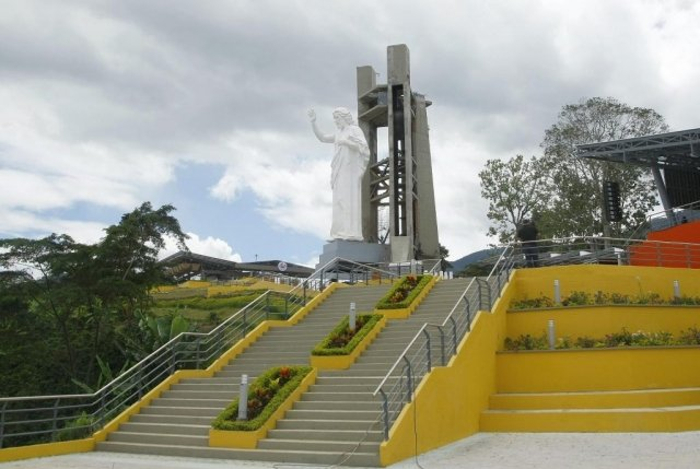 Cerro del Santisimo Floridablanca