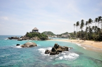 Complete guide on how to get to the Tayrona Park, what to do, where to eat and where to sleep.