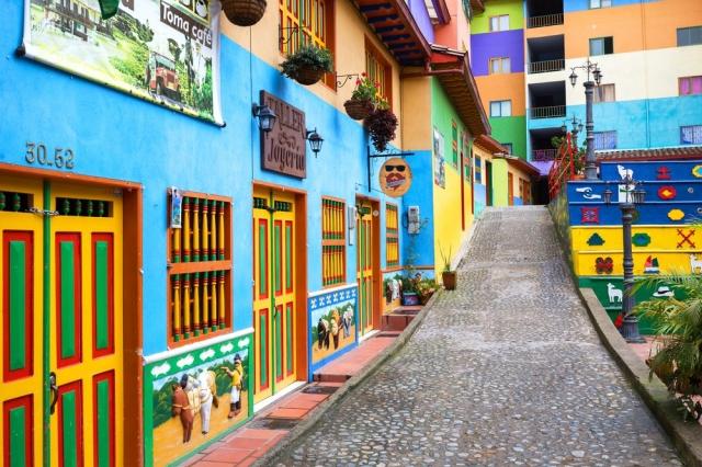 Qué hacer en Colombia cuando vengas por primera vez. Lugares y ciudades
