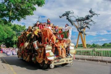 Ya está aquí la programación oficial Reinado del Bambuco en Neiva, Huila
