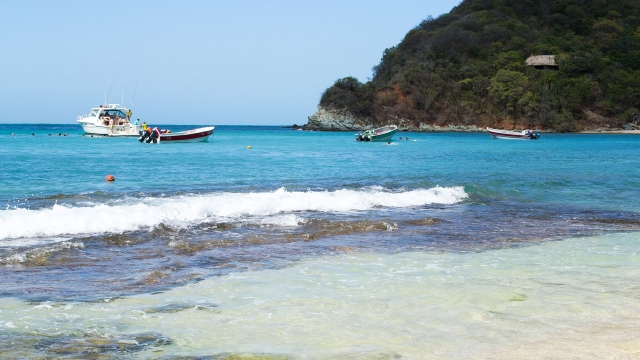 Las mejores playas de Santa Marta, cuáles son y cómo llegar