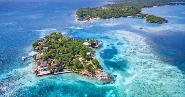 Come arrivare a Islas del Rosario e cosa fare in questo paradiso colombiano