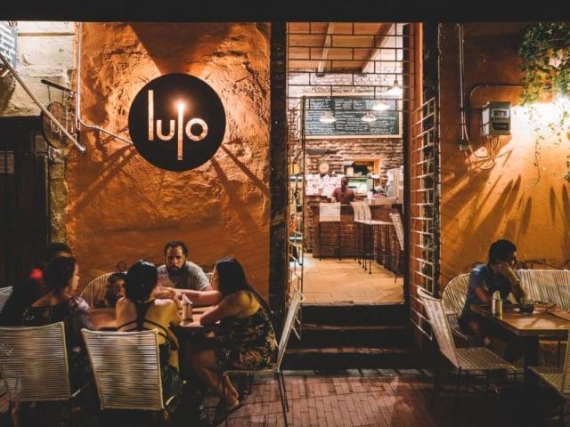 Restaurantes en Santa Marta - Lulo