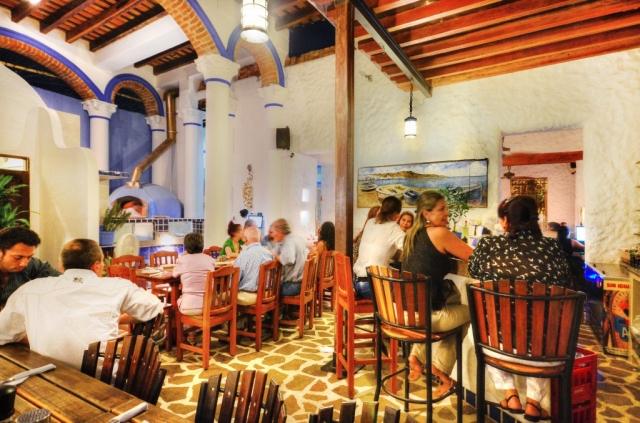 Restaurantes en Santa Marta -  Ouzo