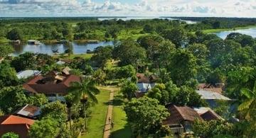 Cómo llegar a Puerto Nariño en el Amazonas y qué hacer