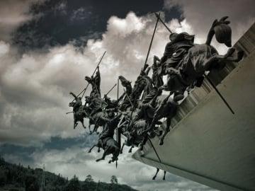 Ruta libertadora, otra forma de recorrer y conocer Colombia desde su historia