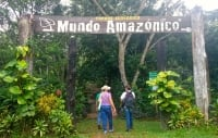 How to get to the Mundo Amazónico Ecological Park and what to do