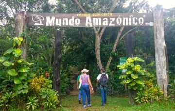 Cómo llegar al Parque Ecológico Mundo Amazónico y qué hacer