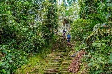 Las mejores rutas para hacer trekking en Colombia