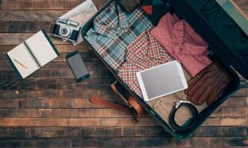 Organiza tu maleta de cabina en unos pocos consejos prácticos