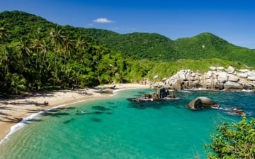 Aventura marina: Parques Nacionales Naturales de Colombia
