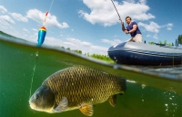 Sport fishing in Colombia. Places to enjoy this activity