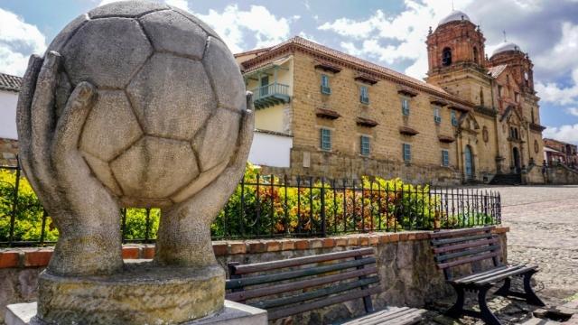 Pueblos Patrimonio de Colombia - Monguí