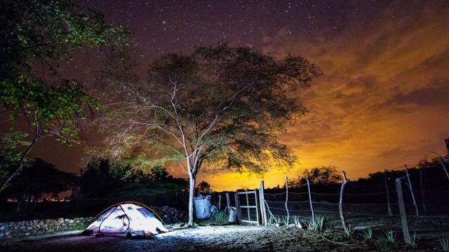 I posti migliori e più incredibili per campeggiare in Colombia