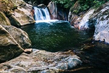 Cómo llegar a las Cascadas de Marinka y Pozo Azul en Minca