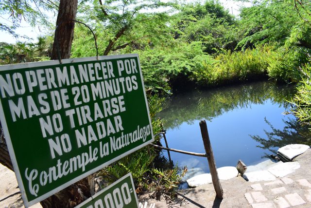 Termales en Colombia Cienaga
