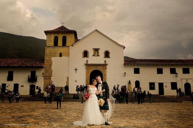 Casarse en villa de leyva