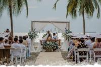 Los lugares y ciudades más románticas para casarse en Colombia