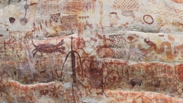 Arte rupestre en Colombia. Lugares imperdibles para admirar este arte