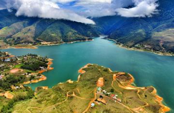 Cómo llegar al Lago Calima. Toda la información que necesitas