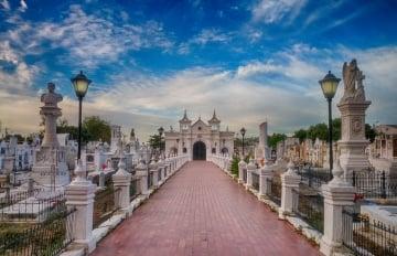 Cementerios Patrimoniales de Colombia. Conoce estos sitios con cultura e historia