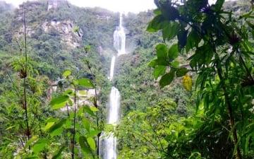 Cómo llegar a La Chorrera, la cascada más alta de Colombia