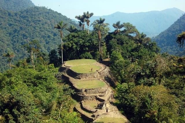 Descubre y enamórate con las siete maravillas de Colombia
