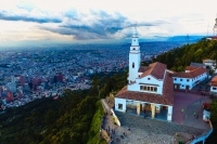 How to get to the Cerro de Monserrate in Bogotá and what to do