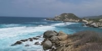 The Tayrona Park will be closed during a period between January and February