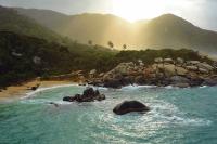 Las mejores playas de Suramérica que están en Colombia