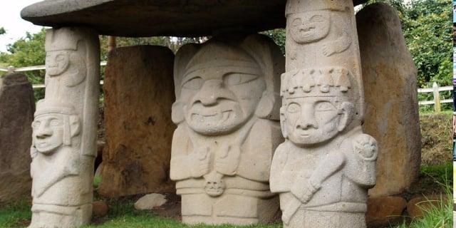 Cómo llegar al Parque Arqueológico San Agustín en Huila, Colombia