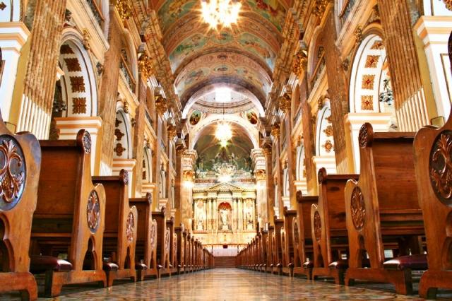 Turismo religioso en Colombia. Lugares sagrados y únicos