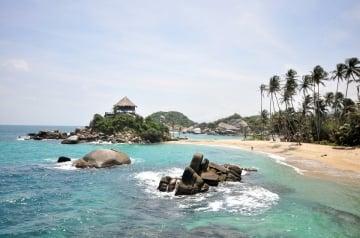 Nota para entender el cierre de cuatro playas del Parque Tayrona en Santa Marta