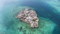 Islote de Santa Cruz, la isla más densamente poblada del mundo