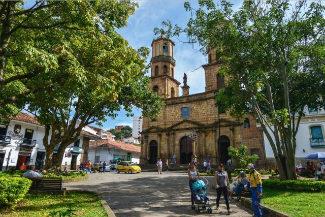Pueblos de Santander