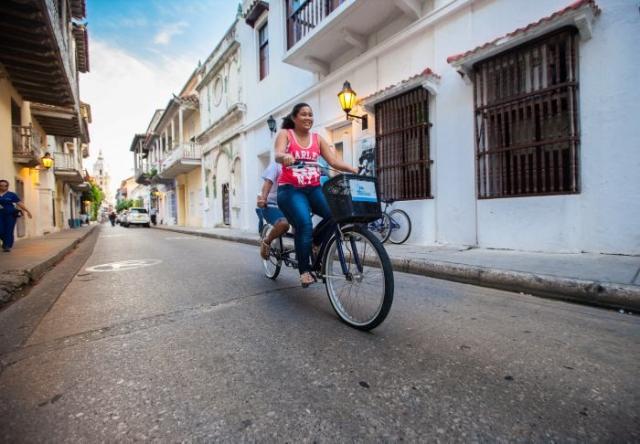 Tours en Cartagena en Bici