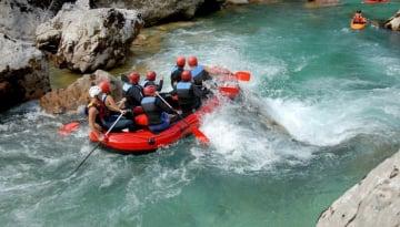 Mejores destinos para hacer rafting en Colombia