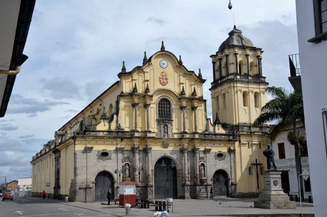 iglesias en popayan - san francisco