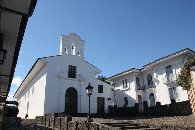 iglesias en popayan la ermita