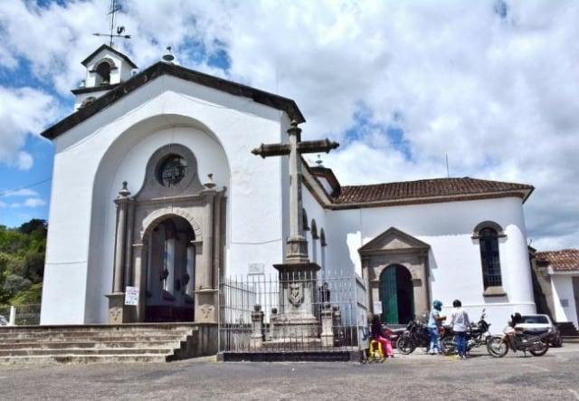 iglesias en popayan - capilla de belen