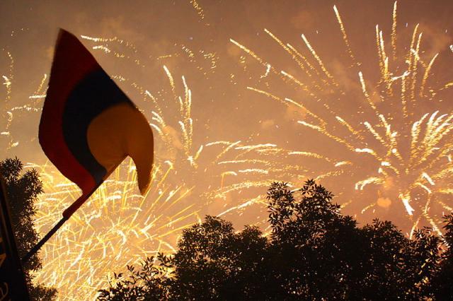 Mejores destinos para disfrutar año nuevo en Colombia