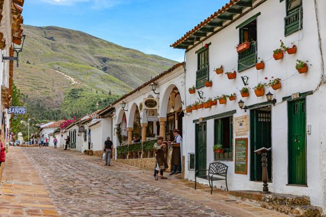 Pueblos Patrimonio de Colombia Año Nuevo en Colombia