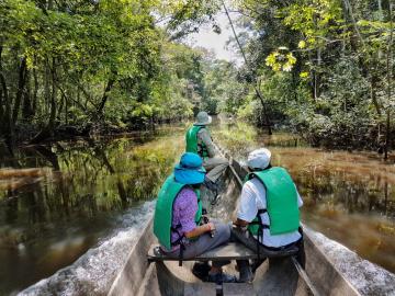5 lugares imperdibles para conocer en San José del Guaviare