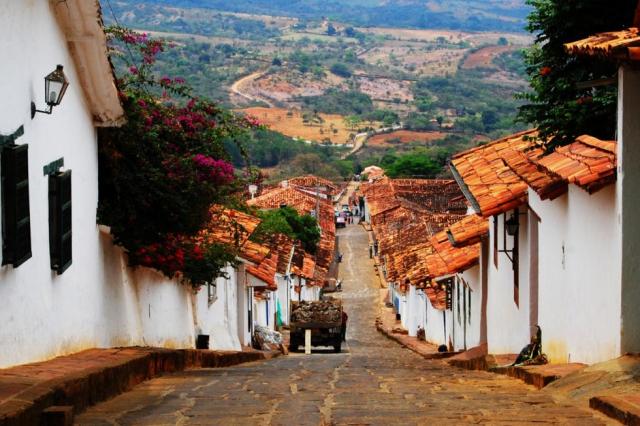 Slow Travel en Colombia - Barichara