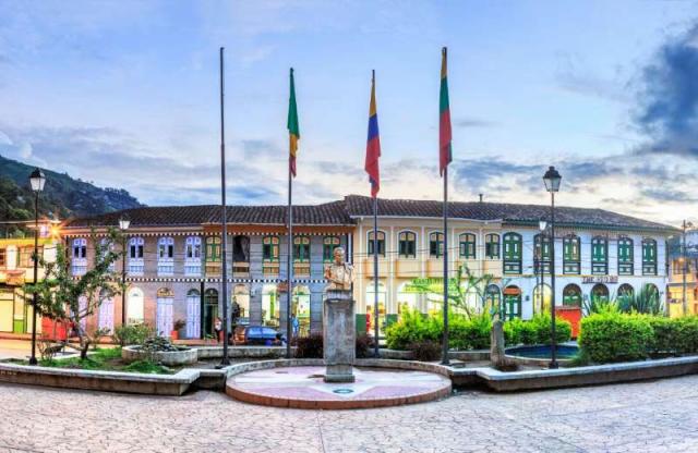 Slow Travel en Colombia - Pijao